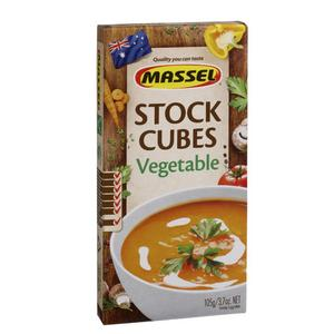 Massel Vegetable Cubes
