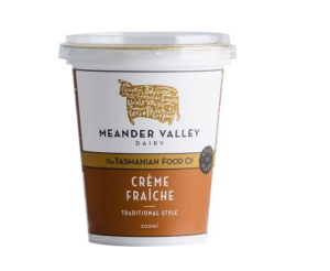 Meander Valley Creme Fraiche 200ml