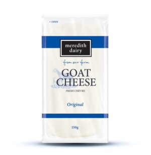 Meredith Goat Cheese 150gr Devolas