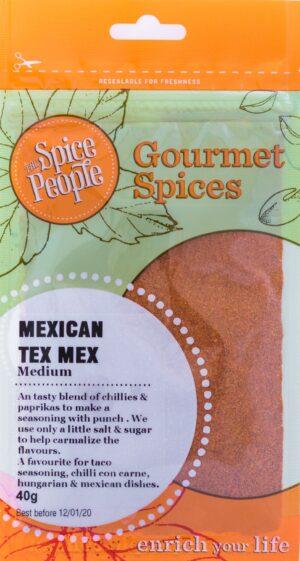 Mexican Tex Mex Spice People Devolas