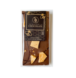 Ministry Of Chocolate Honeycomb With Local Honey