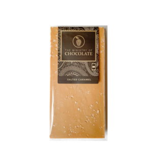 Ministry Of Chocolate Salted Caramel