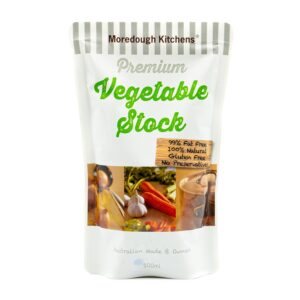 Moredouch Kitchens Vegetable Stock