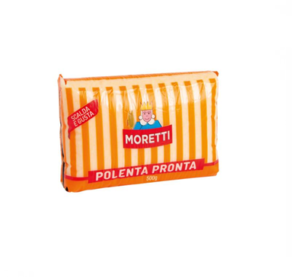 Moretti Ready To Serve Polenta 500g