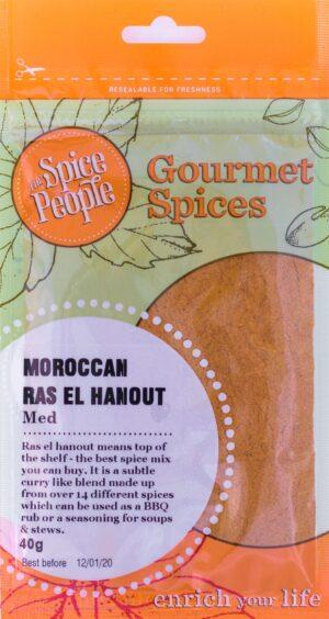 Moroccan Ras El Hanout Spice People Devolas