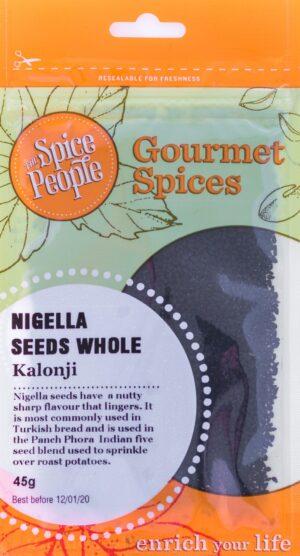 Nigella Seeds Spice People Devolas