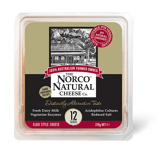Norco Natural Slices Cheese 500gr Devolas
