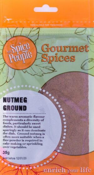 Nutmeg Ground Spice People Devolas