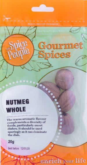 Nutmeg Whole Spice People Devolas