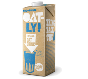 Oatly Organic Oat Milk 1l 1