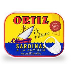 Ortiz Sardinas 140g