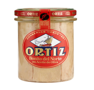 Ortiz Tuna In Olive Oil 220g