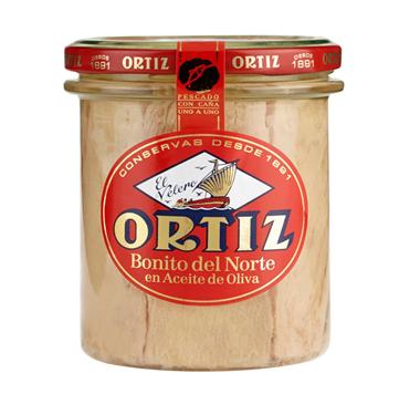 Ortiz Tuna In Olive Oil 220g