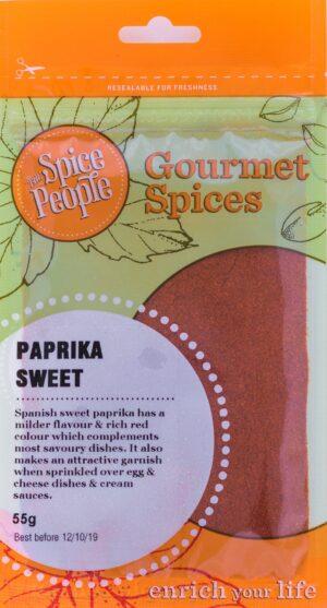 Paprika Sweet Spice People Devolas