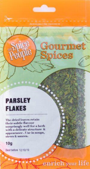 Parsley Flakes Spice People Devolas