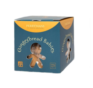Perryman's Gingerbread Babies Box 200g