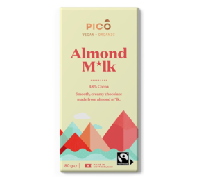 Pico Almond Milk Chocolate 80g