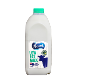 Procal Low Fat Milk 2l