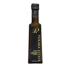 Pukara Estate Lemon Extra Virgin Olive Oil 250ml