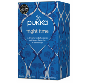 Pukka Night Time