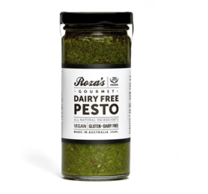 Roza's Dairy Free Pesto 240ml