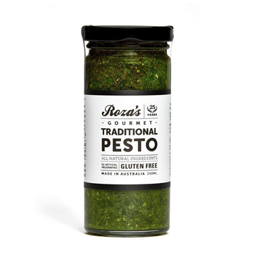 Roza's Traditional Pesto 240ml