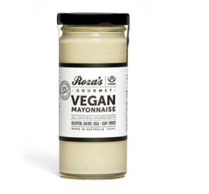 Roza's Vegan Mayonnaise 240ml