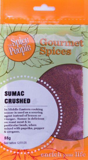 Sumac Crushed Spice People Devolas