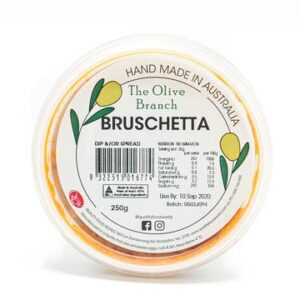The Olive Branch Bruschetta 200g