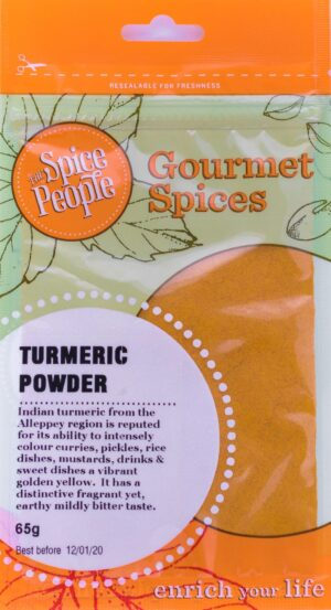 Turmeric Powder Spice People Devolas