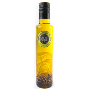 Willow Vale Lemon Myrtle And Pepper Olive Oil 250ml