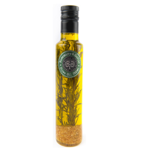 Willow Vale Rosemary And Garlic Olive Oil 250ml
