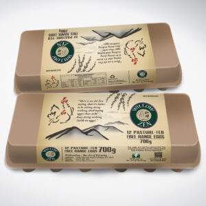 Willow Zen Pasture Fed Free Range Eggs