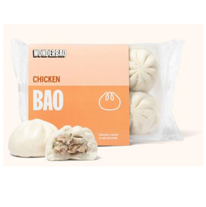 Wonderbao Chicken Bao 6pk
