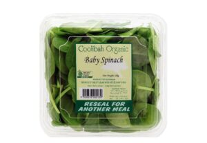Coolibah Baby Spinach